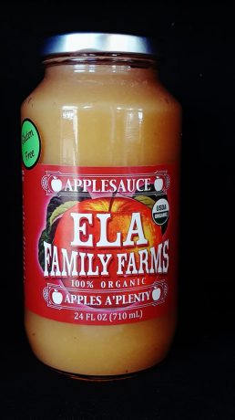 Apples Aplenty Apple Sauce